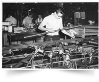Mosley Antenna Production